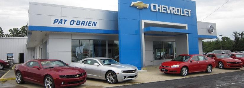 Pat Obrien Chevrolet >> Reviews Of Pat O Brien Chevrolet Buick Norwalk